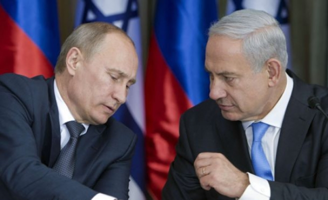 Israel PM to hold Syria talks with Putin