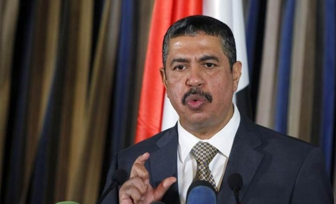 Yemen's exiled PM, ministers return to Aden