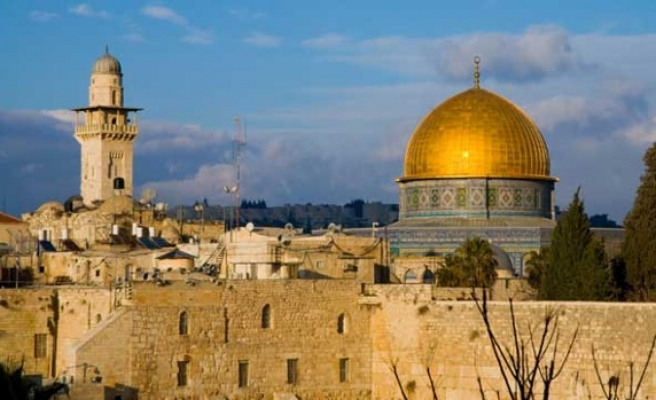 1st Israeli minister storms Al-Aqsa compound since 2015