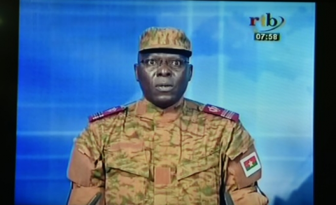 Military 'coup' in Burkina Faso, president, PM to be released