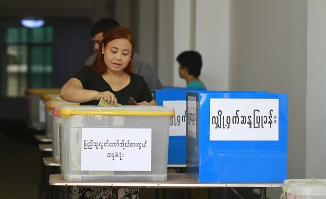 Muslim Myanmar candidates disqualified in election