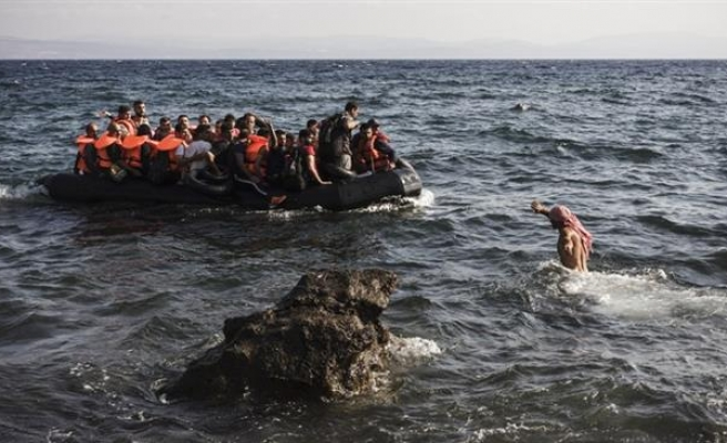 UN warns refugee flow to Europe is 'tip of the iceberg'