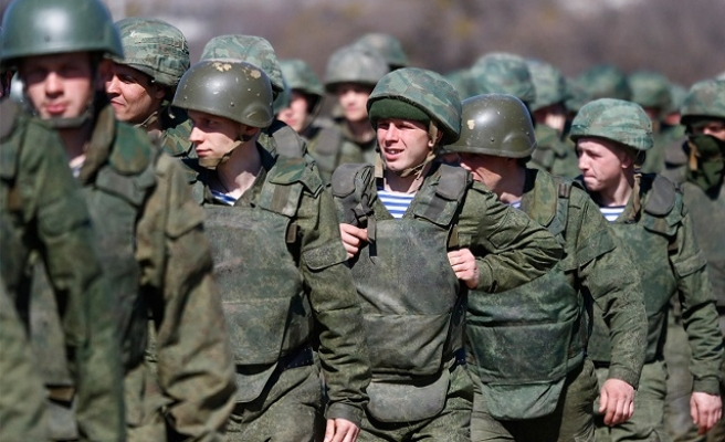 Russia continues military buildup around Turkey