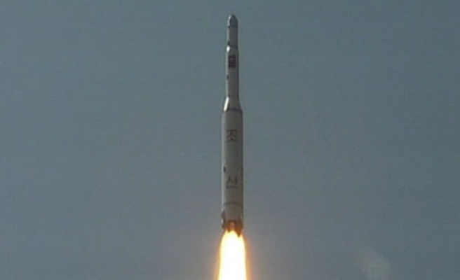 China launches first heavy-lift rocket
