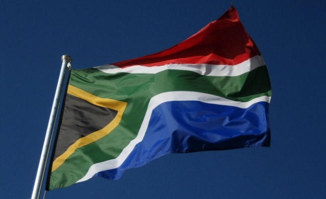 Hundreds march against crime in S.Africa