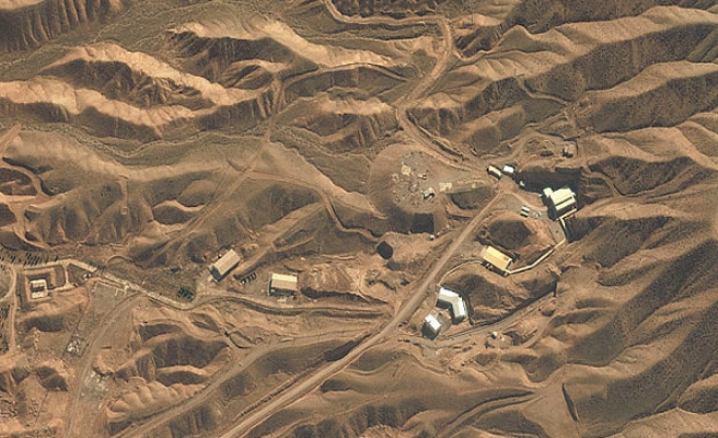 Iran hands IAEA samples from suspect nuclear site