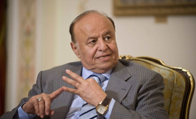 Yemeni leader urges Saleh loyalists to ally vs Houthis