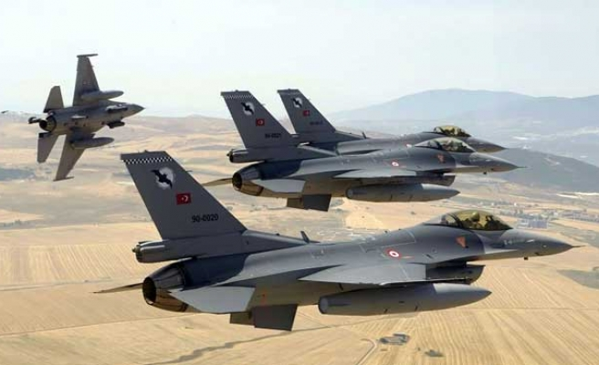 Turkey strikes PKK bases in northern Iraq