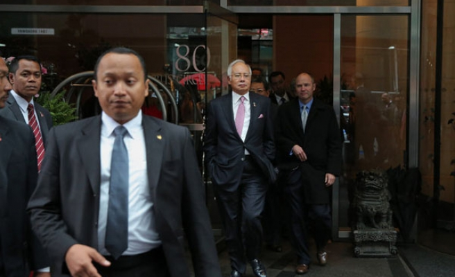 Malaysia's opposition forms new alliance against Najib