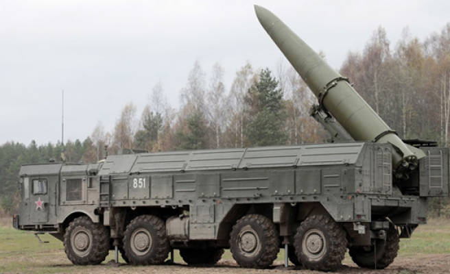 Russia may place missiles in Kaliningrad