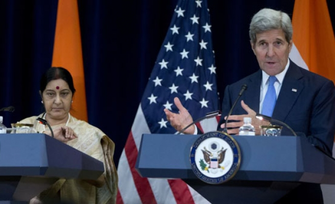 U.S., India agree to jointly train peacekeepers in Africa