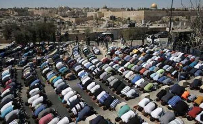 Israeli oppression continues over Eid in Jerusalem