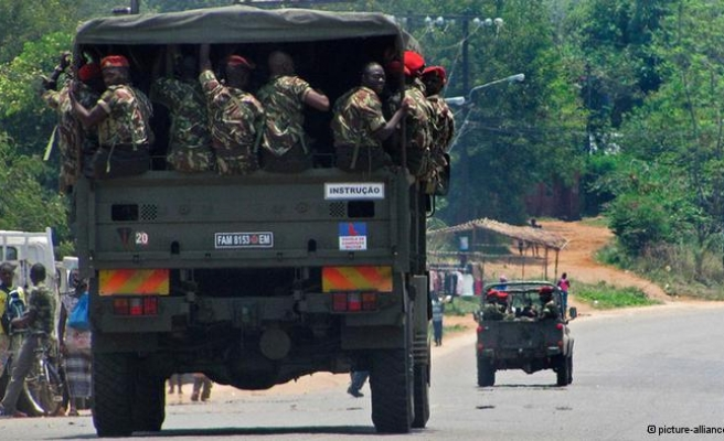 Deadly gunfight in Mozambique