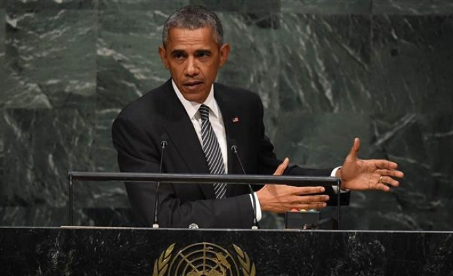 Obama calls on world leaders to step up against poverty