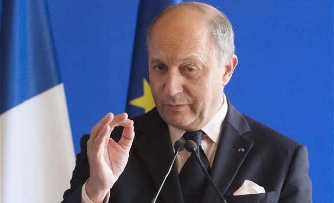 French FM: Russia 'talks a lot' but no action against ISIL