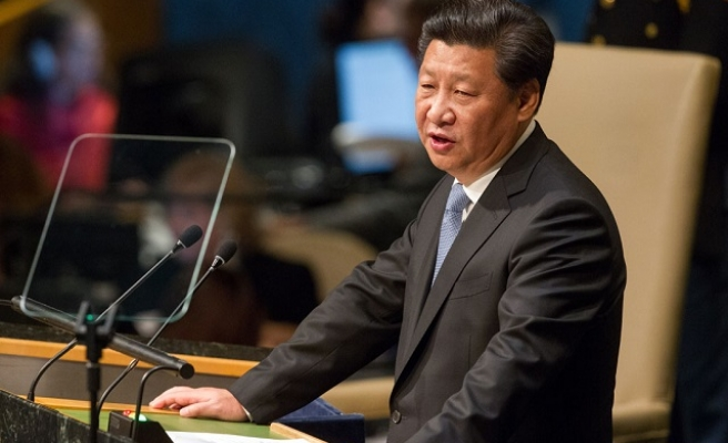 China's Xi takes another stride in Mao's footsteps