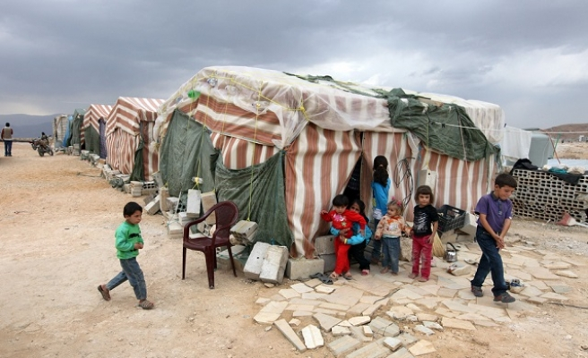 Lawyers urge UK to accept more Syrian refugees