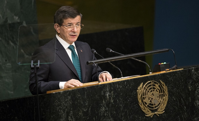 Turkey PM 'pleased' with reaction to Syria safe zone
