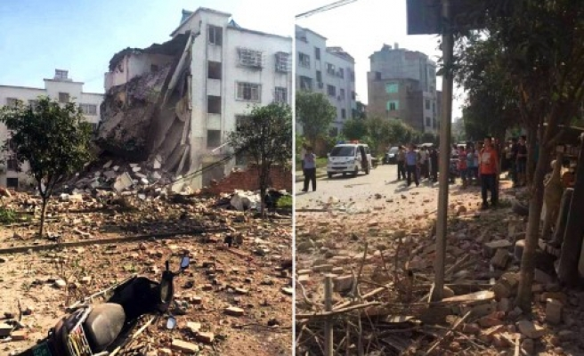 Seven killed by multiple China letter bombs