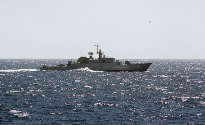 Saudi-led coalition stops Iran boat with arms for Huthis
