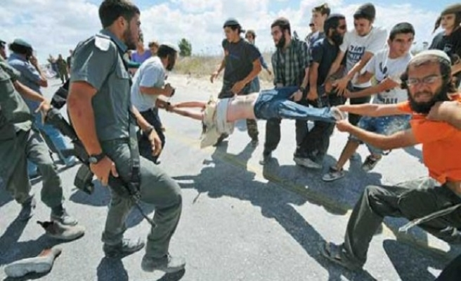 W.Bank settlers go on anti-Palestinian rampage