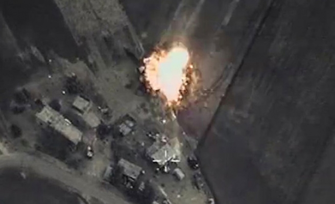Children among dead in Russian strikes on Syria