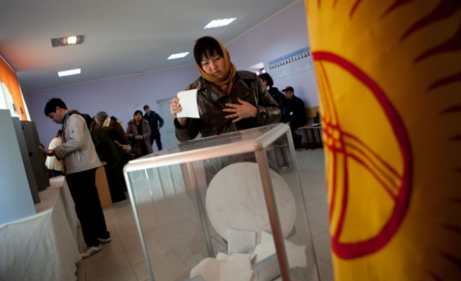 Kyrgyzstan goes for parliamentary polls