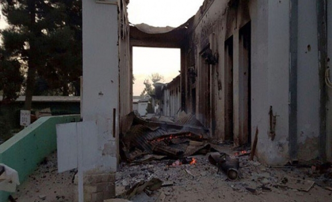 MSF: US apology for Kunduz bombing 'not enough'