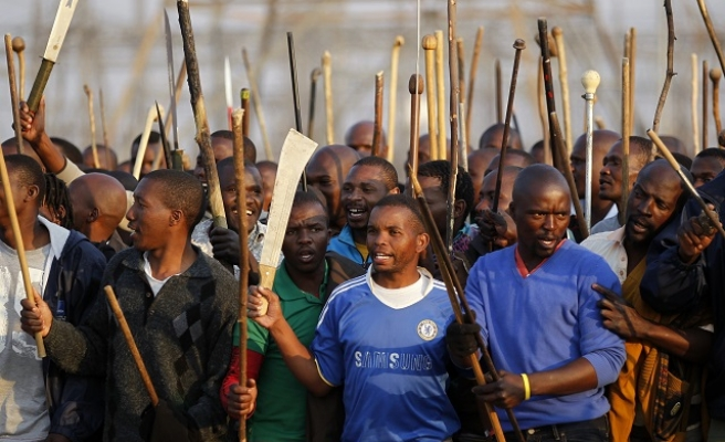 S.Africa faces power threat as coal miners strike