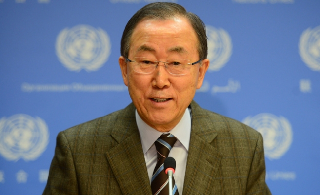 UN chief congratulates Turkey on elections