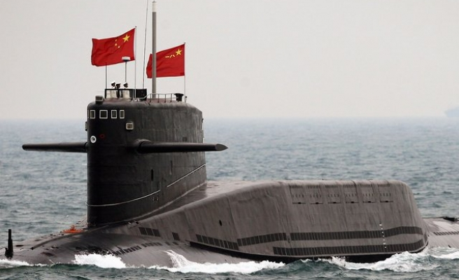 China to build four submarines in Pakistan