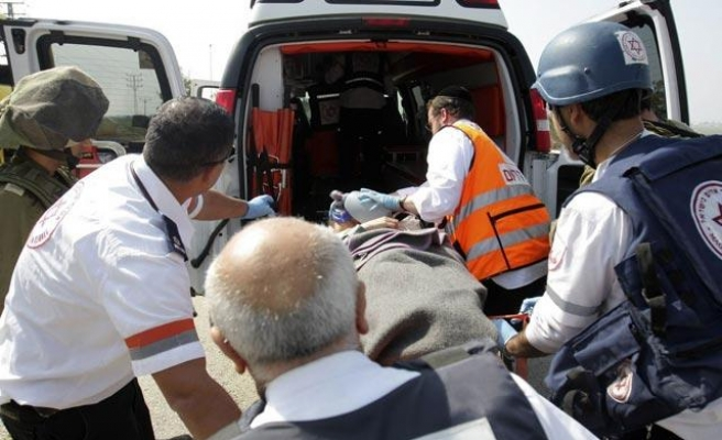 Four Palestinians stabbed in southern Israel