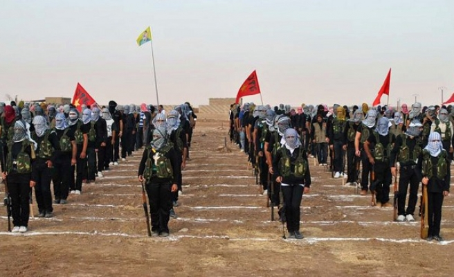 Syria Kurds, opposition form joint military force