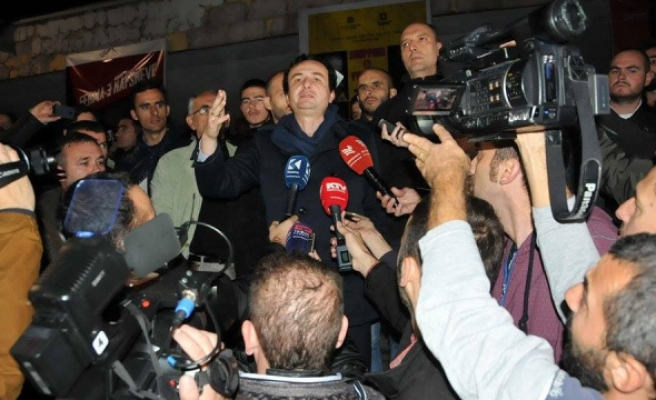 Kosovo opp. MP released after vast protests