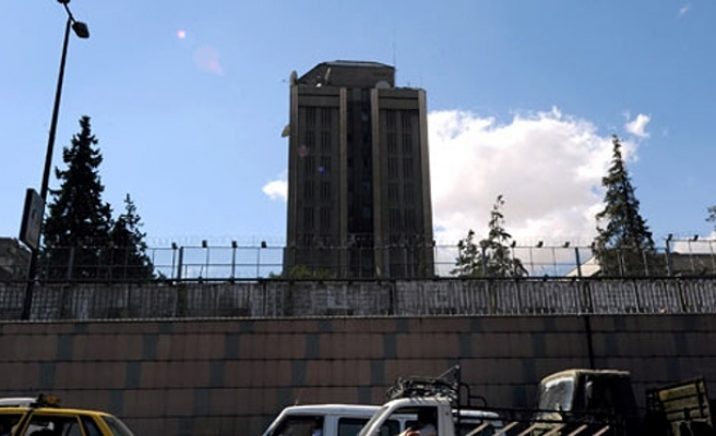 Rockets hit Russian embassy in Damascus