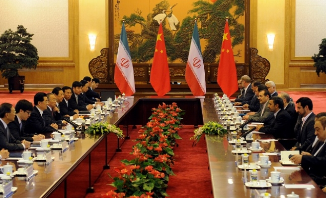 Chinese admiral in Iran calls for closer defence ties