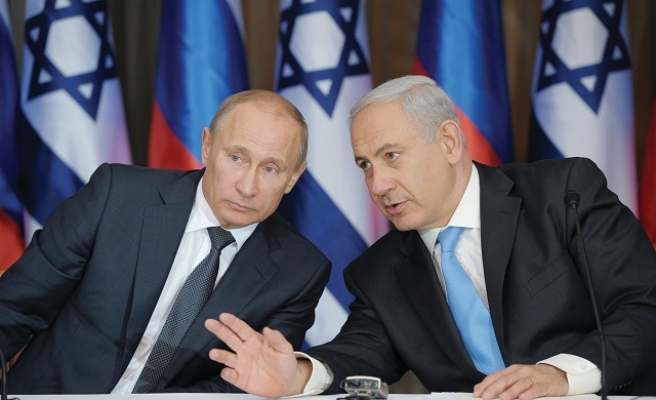 Russia, Israel set up 'hotline' to avoid Syria clashes