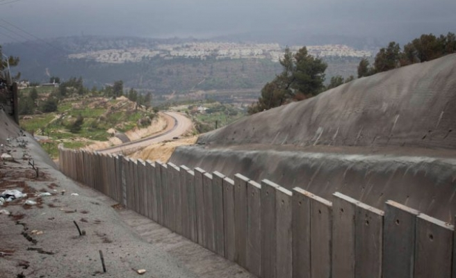 'Apartheid Wall' to be built along Gaza border as well