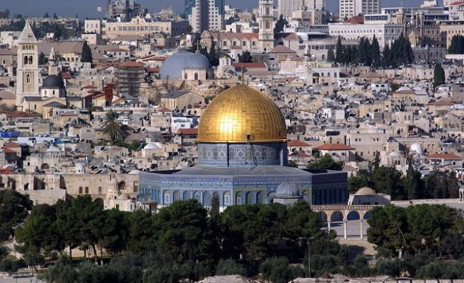 Israelis believe Jerusalem a divided city