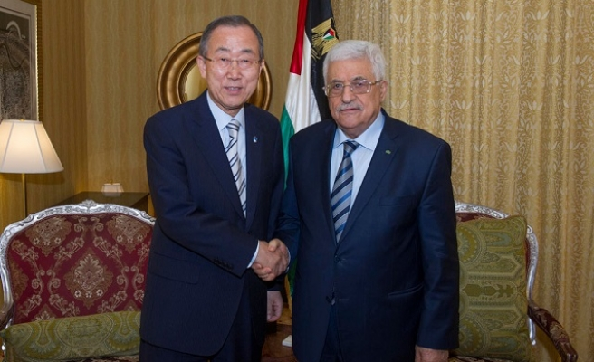 UN chief to push Palestinians to calm unrest