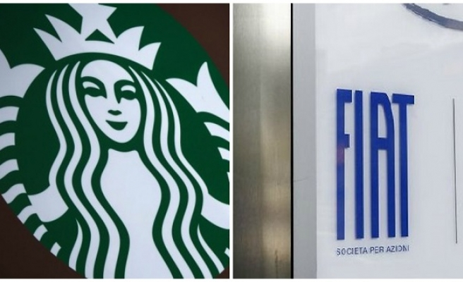 EU orders Starbucks, Fiat to repay illegal state aid