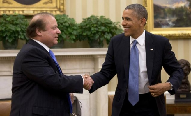 Pakistan, US renew resolve to counter ISIL
