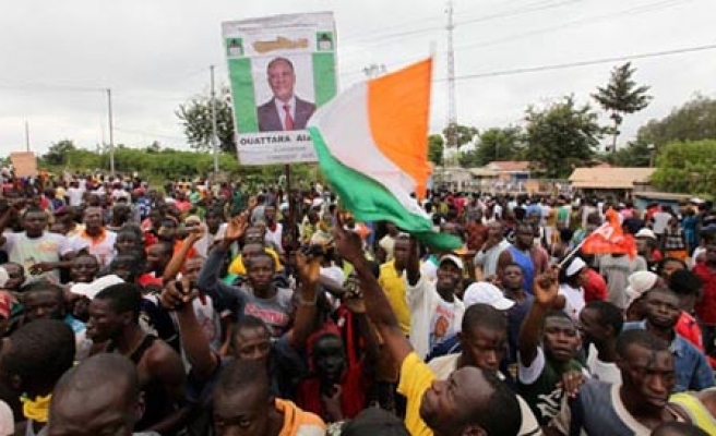 Voting begins in Ivory Coast presidential election