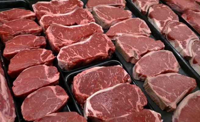 Turkey's red meat production down 4 percent in 2017