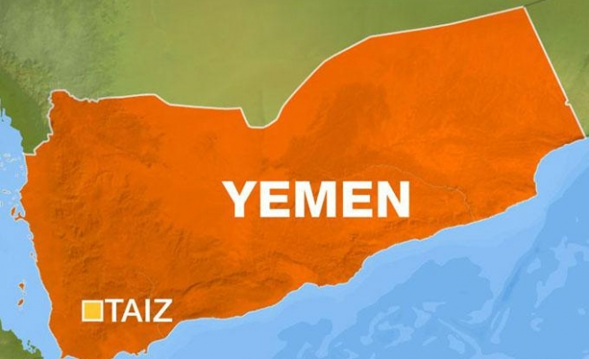 Saudi-led coalition airdrops arms for Yemen loyalists
