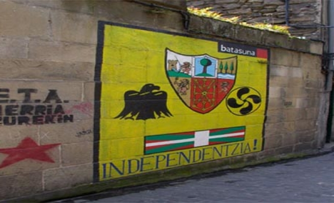Basque separatists charged with crimes against humanity