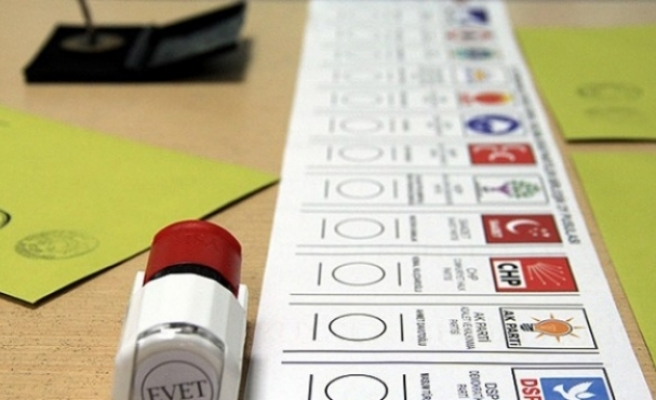 Turkey votes in 26th general election