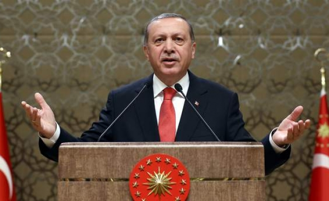 Erdogan pushes for new constitution to 'build new Turkey'