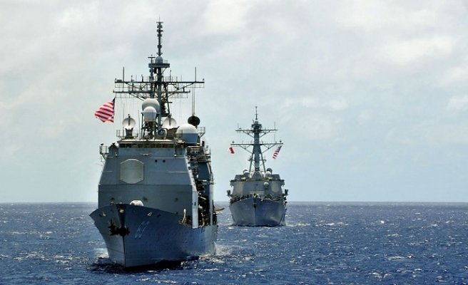 US to operate 'wherever' law allows in S. China Sea