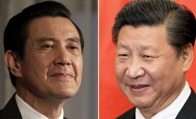 Presidents of China, Taiwan to hold historic meeting